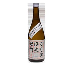 特別本醸造生原酒